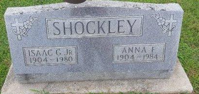 SHOCKLEY, ISAAC G JR - Union County, Kentucky | ISAAC G JR SHOCKLEY - Kentucky Gravestone Photos
