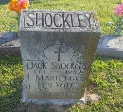 SHOCKLEY, JACK - Union County, Kentucky | JACK SHOCKLEY - Kentucky Gravestone Photos