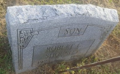 SHOCKLEY, ROBERT C - Union County, Kentucky | ROBERT C SHOCKLEY - Kentucky Gravestone Photos