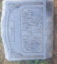 SHUTTLESWORTH, JAMES EDWARD - Union County, Kentucky   JAMES EDWARD SHUTTLESWORTH - Kentucky Gravestone Photos