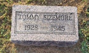 SIZEMORE, TOMMY - Union County, Kentucky   TOMMY SIZEMORE - Kentucky Gravestone Photos