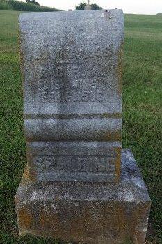 SPALDING, RACHEL - Union County, Kentucky   RACHEL SPALDING - Kentucky Gravestone Photos
