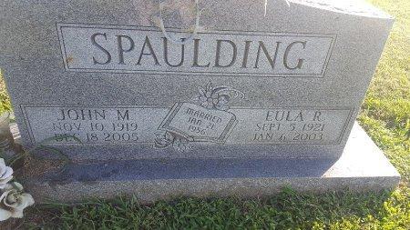 SPAULDING, EULA - Union County, Kentucky | EULA SPAULDING - Kentucky Gravestone Photos