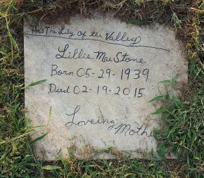 STONE, LILLIE MAE - Union County, Kentucky | LILLIE MAE STONE - Kentucky Gravestone Photos
