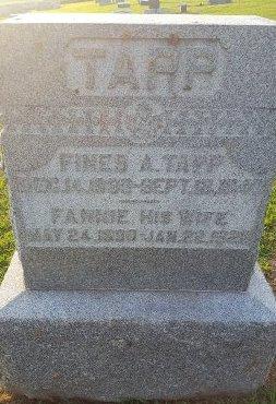 TAPP, FINES A - Union County, Kentucky | FINES A TAPP - Kentucky Gravestone Photos