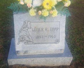 TAPP, LENER R - Union County, Kentucky | LENER R TAPP - Kentucky Gravestone Photos