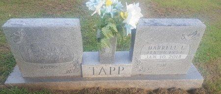 TAPP, DARRELL L - Union County, Kentucky | DARRELL L TAPP - Kentucky Gravestone Photos