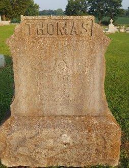 THOMAS, LULIE - Union County, Kentucky   LULIE THOMAS - Kentucky Gravestone Photos