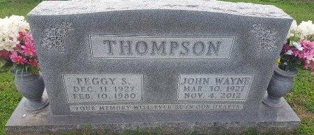THOMPSON, PEGGY - Union County, Kentucky | PEGGY THOMPSON - Kentucky Gravestone Photos