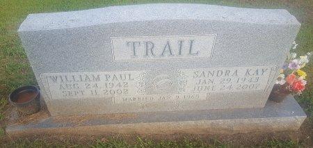 TRAIL, SANDRA KAY - Union County, Kentucky | SANDRA KAY TRAIL - Kentucky Gravestone Photos