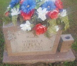 UTLEY, NORRIS K - Union County, Kentucky | NORRIS K UTLEY - Kentucky Gravestone Photos