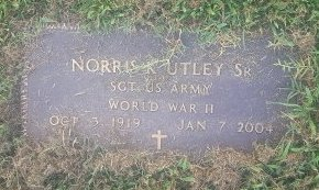 UTLEY (VETERAN WW2), NORRIS K SR - Union County, Kentucky | NORRIS K SR UTLEY (VETERAN WW2) - Kentucky Gravestone Photos