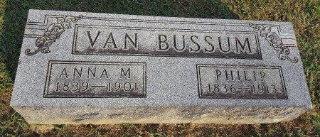 VAN BUSSUM, ANNA - Union County, Kentucky | ANNA VAN BUSSUM - Kentucky Gravestone Photos