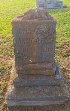 VANSICKLE, NICHOLAS - Union County, Kentucky | NICHOLAS VANSICKLE - Kentucky Gravestone Photos