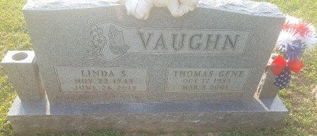 VAUGHN, LINDA S - Union County, Kentucky | LINDA S VAUGHN - Kentucky Gravestone Photos