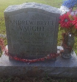 VAUGHT, ANDREW BRYCE - Union County, Kentucky | ANDREW BRYCE VAUGHT - Kentucky Gravestone Photos