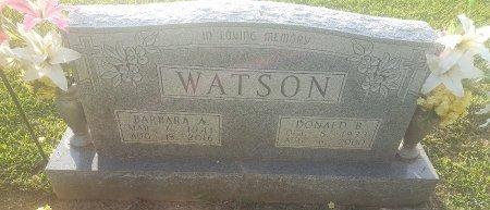 WATSON, BARBARA - Union County, Kentucky   BARBARA WATSON - Kentucky Gravestone Photos