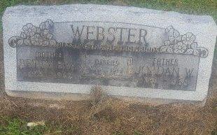 WEBSTER, BETTY EVA - Union County, Kentucky   BETTY EVA WEBSTER - Kentucky Gravestone Photos