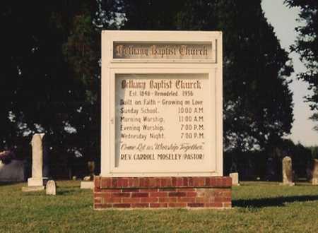 *BETHANY BAPTIST CEMETERY, . - Warren County, Kentucky | . *BETHANY BAPTIST CEMETERY - Kentucky Gravestone Photos
