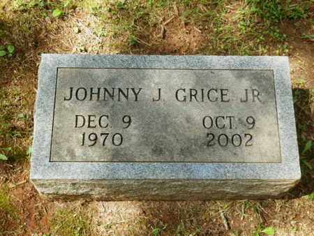 GRICE, JOHNNY J., JR. - Warren County, Kentucky   JOHNNY J., JR. GRICE - Kentucky Gravestone Photos