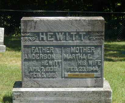 HEWITT, ANDERSON - Warren County, Kentucky | ANDERSON HEWITT - Kentucky Gravestone Photos