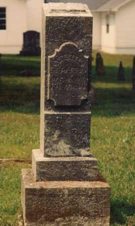 SEARS, ANDERSON - Warren County, Kentucky | ANDERSON SEARS - Kentucky Gravestone Photos