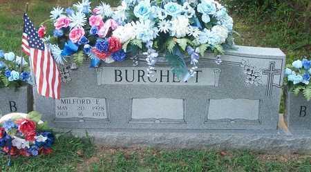 BURCHETT, MILFORD E - Wayne County, Kentucky   MILFORD E BURCHETT - Kentucky Gravestone Photos