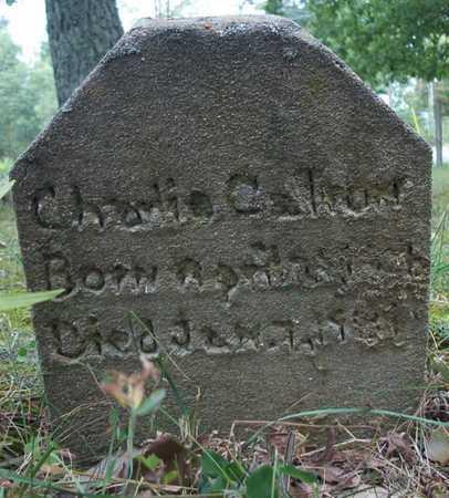 CATRON, CHARLIE - Wayne County, Kentucky | CHARLIE CATRON - Kentucky Gravestone Photos