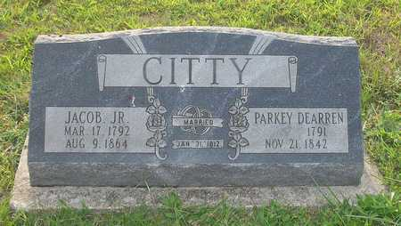 CITTY, PARKEY DEARREN - Wayne County, Kentucky | PARKEY DEARREN CITTY - Kentucky Gravestone Photos