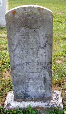 CLARK, BINTA - Wayne County, Kentucky | BINTA CLARK - Kentucky Gravestone Photos