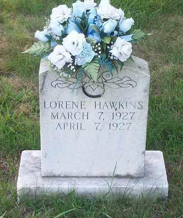 HAWKINS, LORENE - Wayne County, Kentucky | LORENE HAWKINS - Kentucky Gravestone Photos
