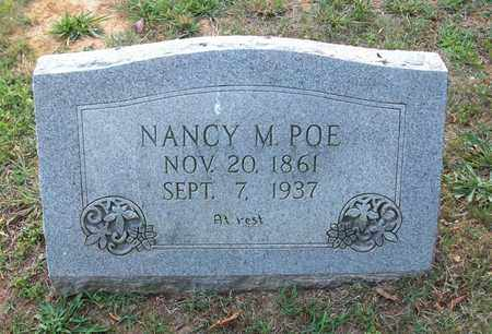 POE, NANCY M - Wayne County, Kentucky | NANCY M POE - Kentucky Gravestone Photos