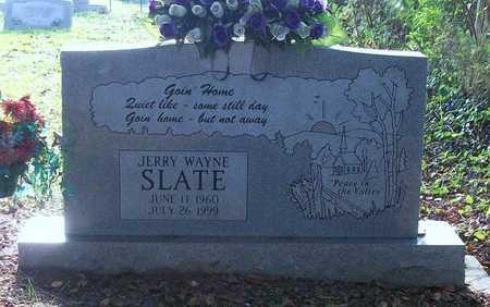 SLATE, JERRY WAYNE - Wayne County, Kentucky | JERRY WAYNE SLATE - Kentucky Gravestone Photos