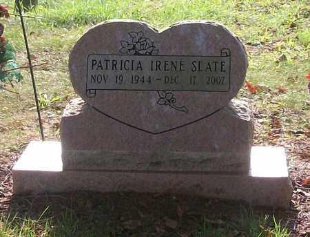 SLATE, PATRICIA IRENE - Wayne County, Kentucky   PATRICIA IRENE SLATE - Kentucky Gravestone Photos