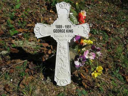 KING, GEORGE - Wolfe County, Kentucky | GEORGE KING - Kentucky Gravestone Photos