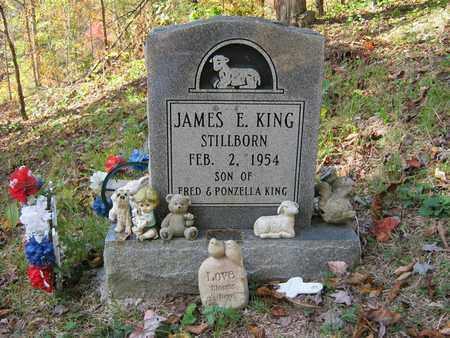KING, JAMES E - Wolfe County, Kentucky   JAMES E KING - Kentucky Gravestone Photos